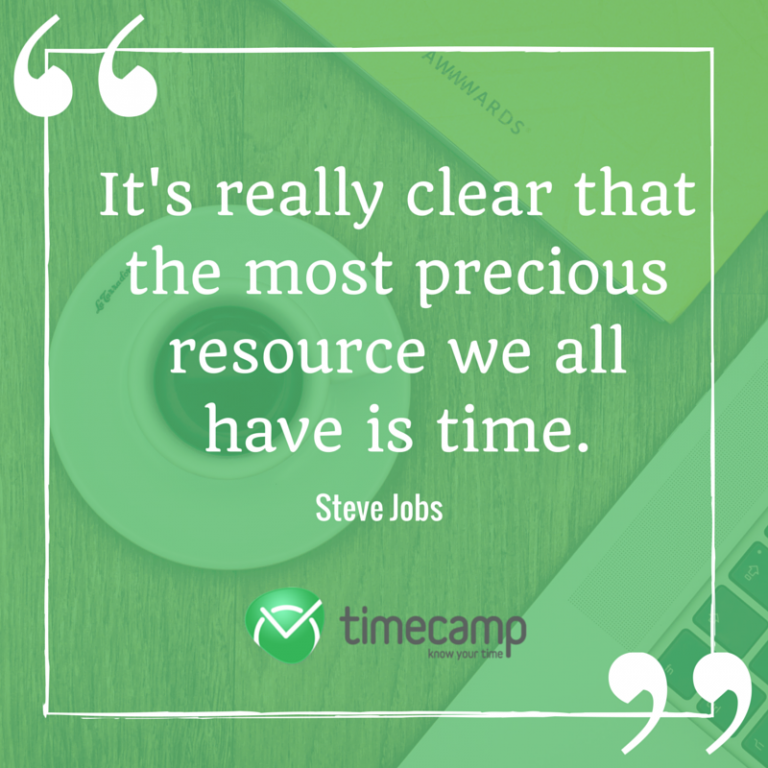 Quote about time